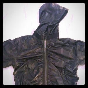 Stella McCartney for Adidas hooded track jacket